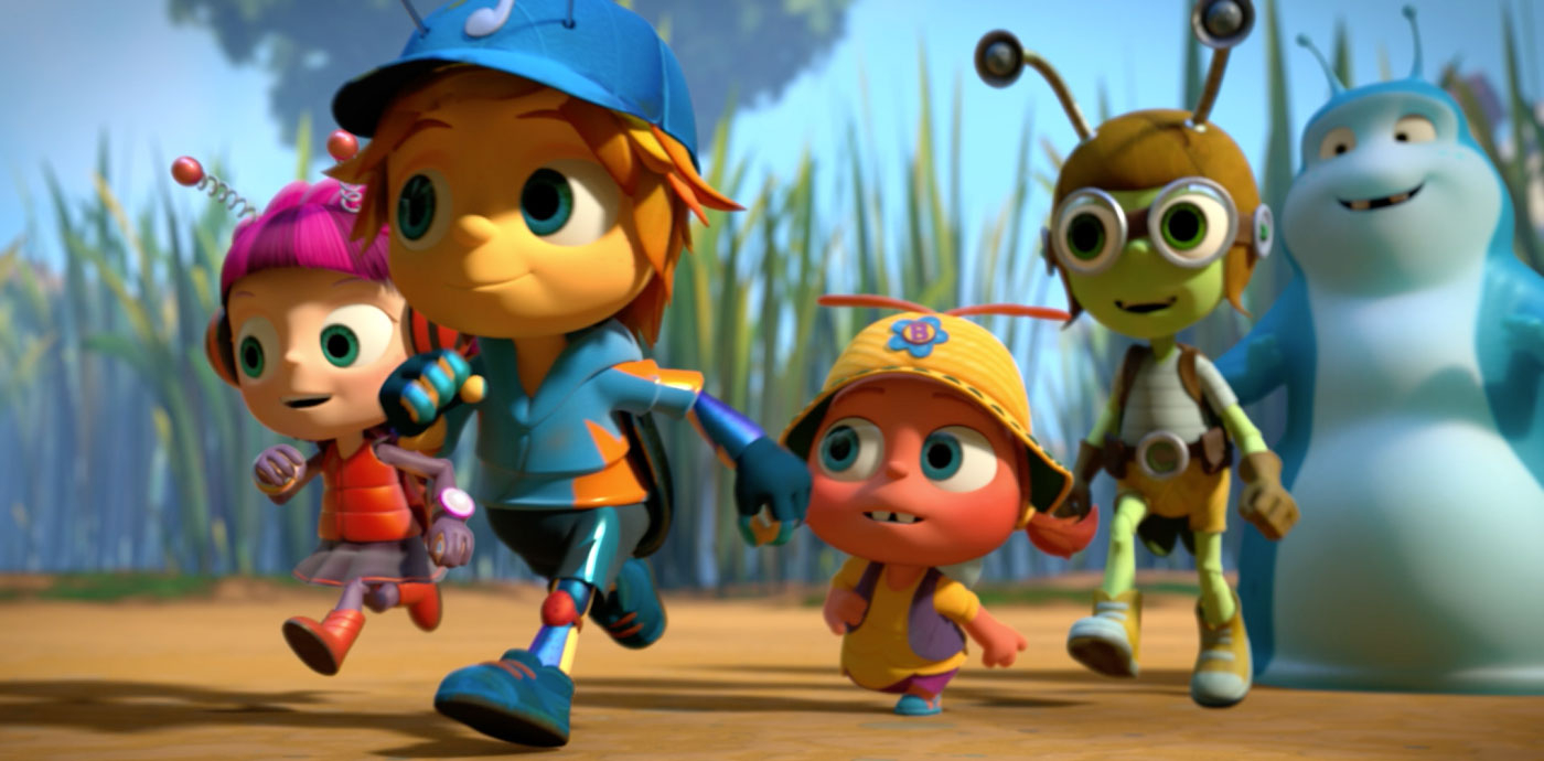 How 'Beat Bugs' Sells the Beatles to a New Generation