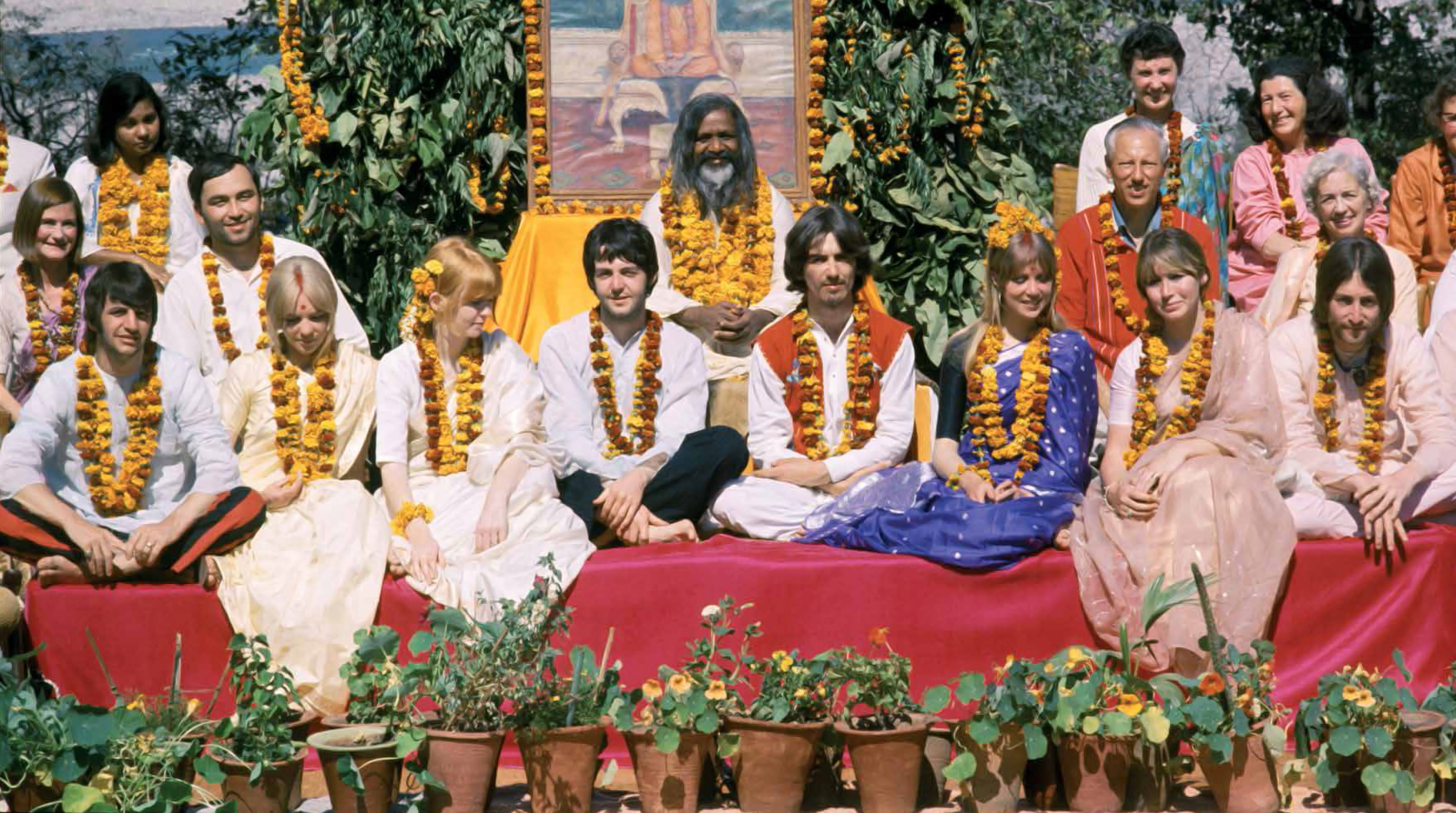 The Beatles In India 16 Things You Didnt Know Rolling Stone