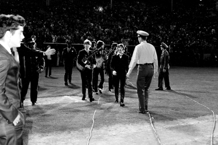 Remembering Beatles' Final Concert – Rolling Stone