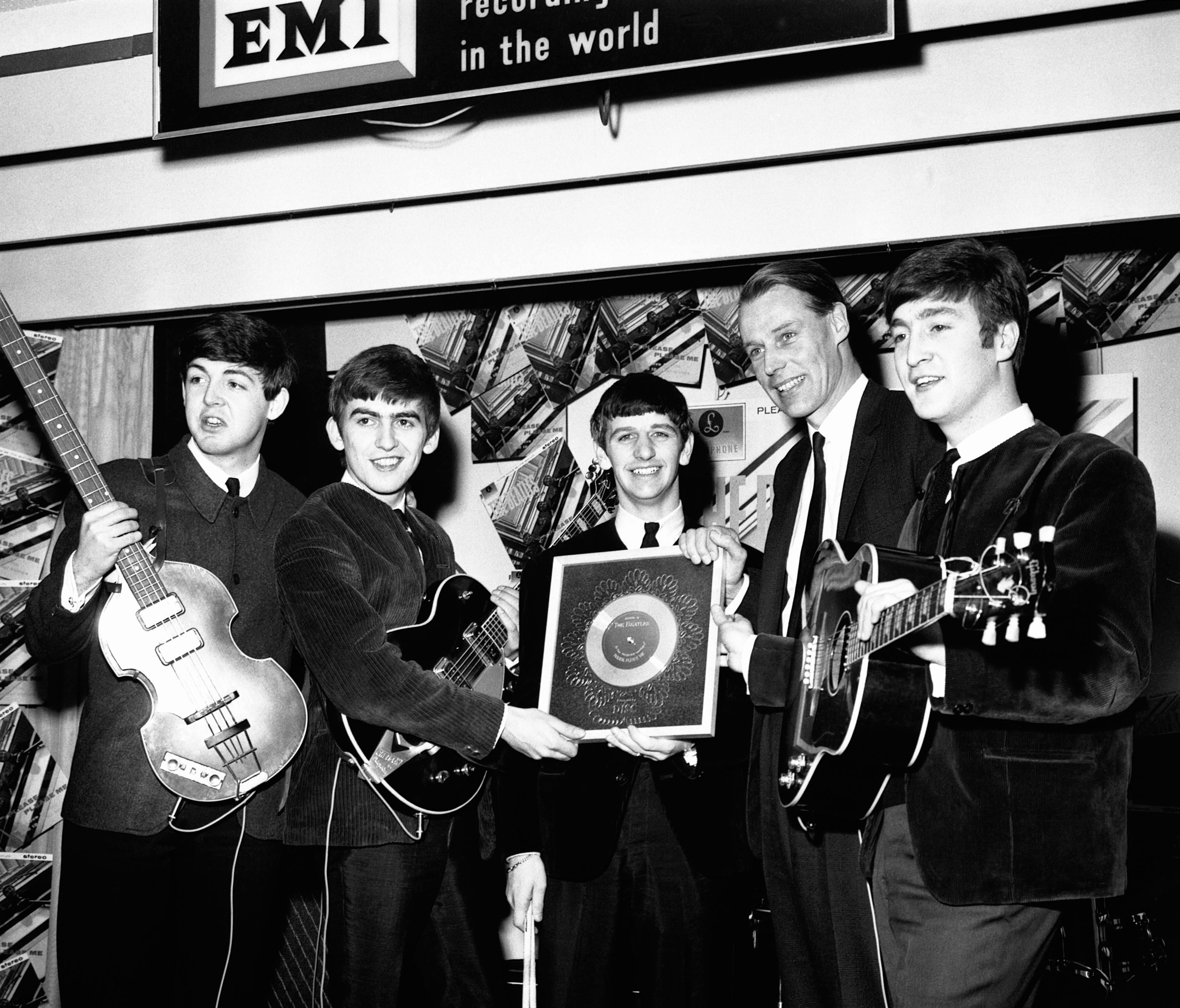 Beatles apparently influential - 2019 year