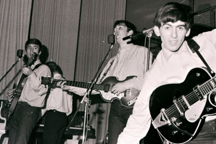Beatles' Star Club Tapes: Remembering Group's Bar-Band Days