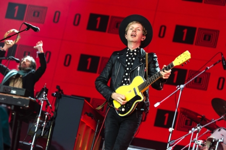 Hear Beck's Bouncy, Cumbia-Infused 'Wow' Remix – Rolling Stone