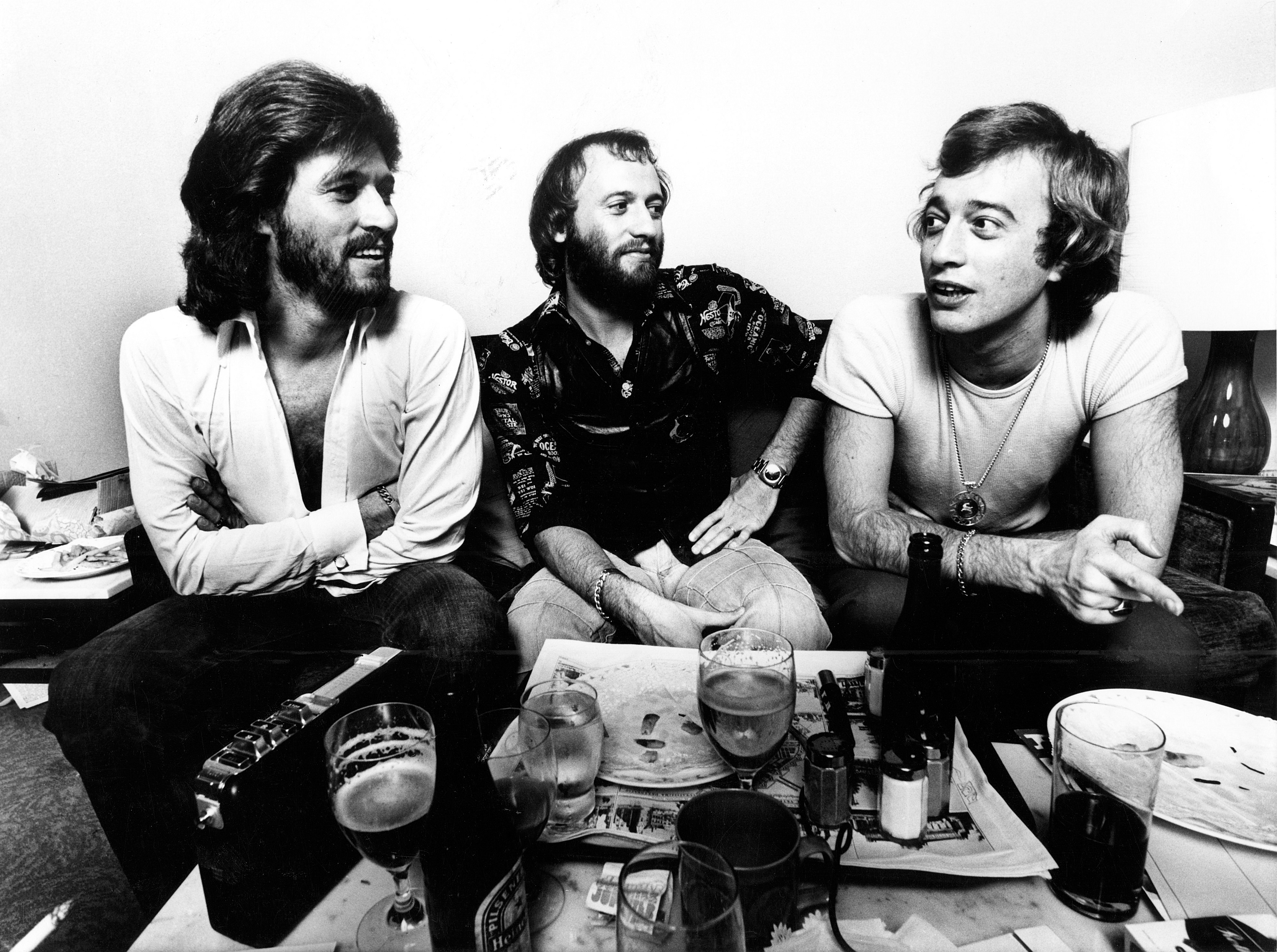 Barry Gibb Developing Bee Gees Musical Rolling Stone
