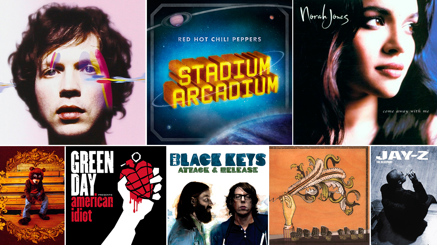 100 Best Albums Of The 2000s Rolling Stone
