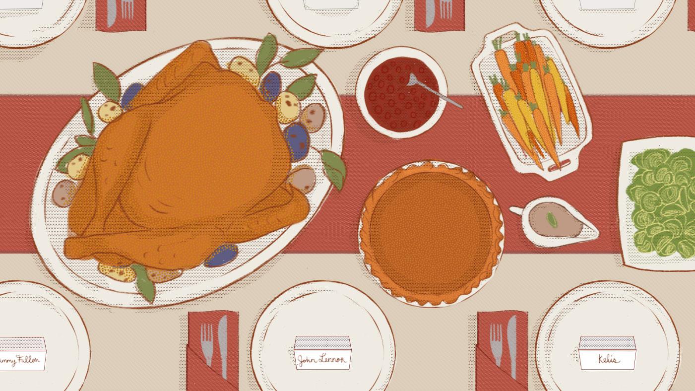 10 Great Thanksgiving Menu Songs
