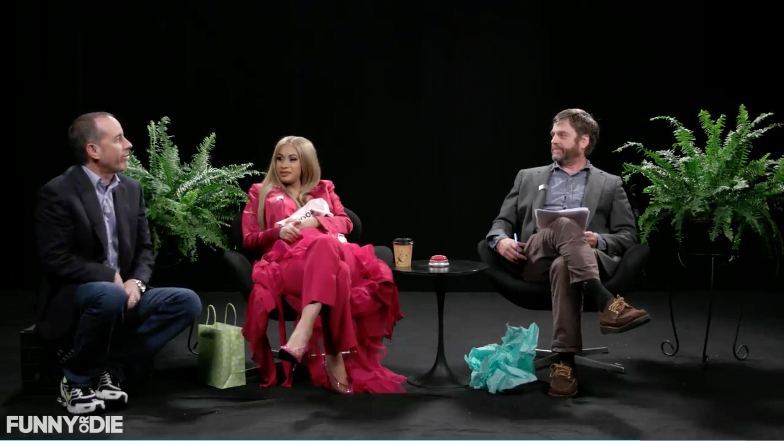 Zach Galifianakis Plots 'Between Two Ferns' Movie