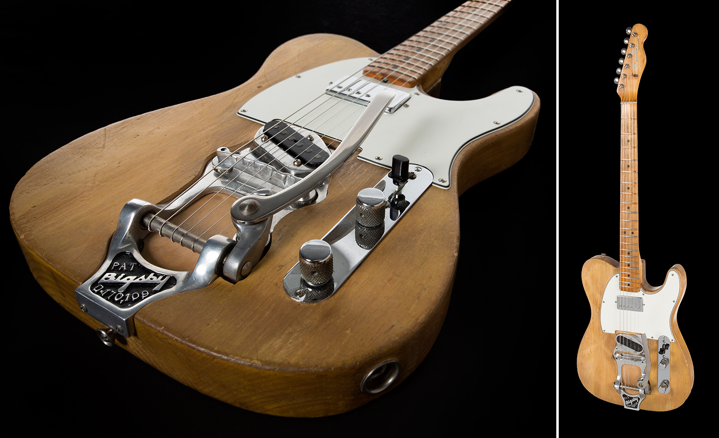 Bob Dylan's 'Going Electric' Guitar Headed to Auction