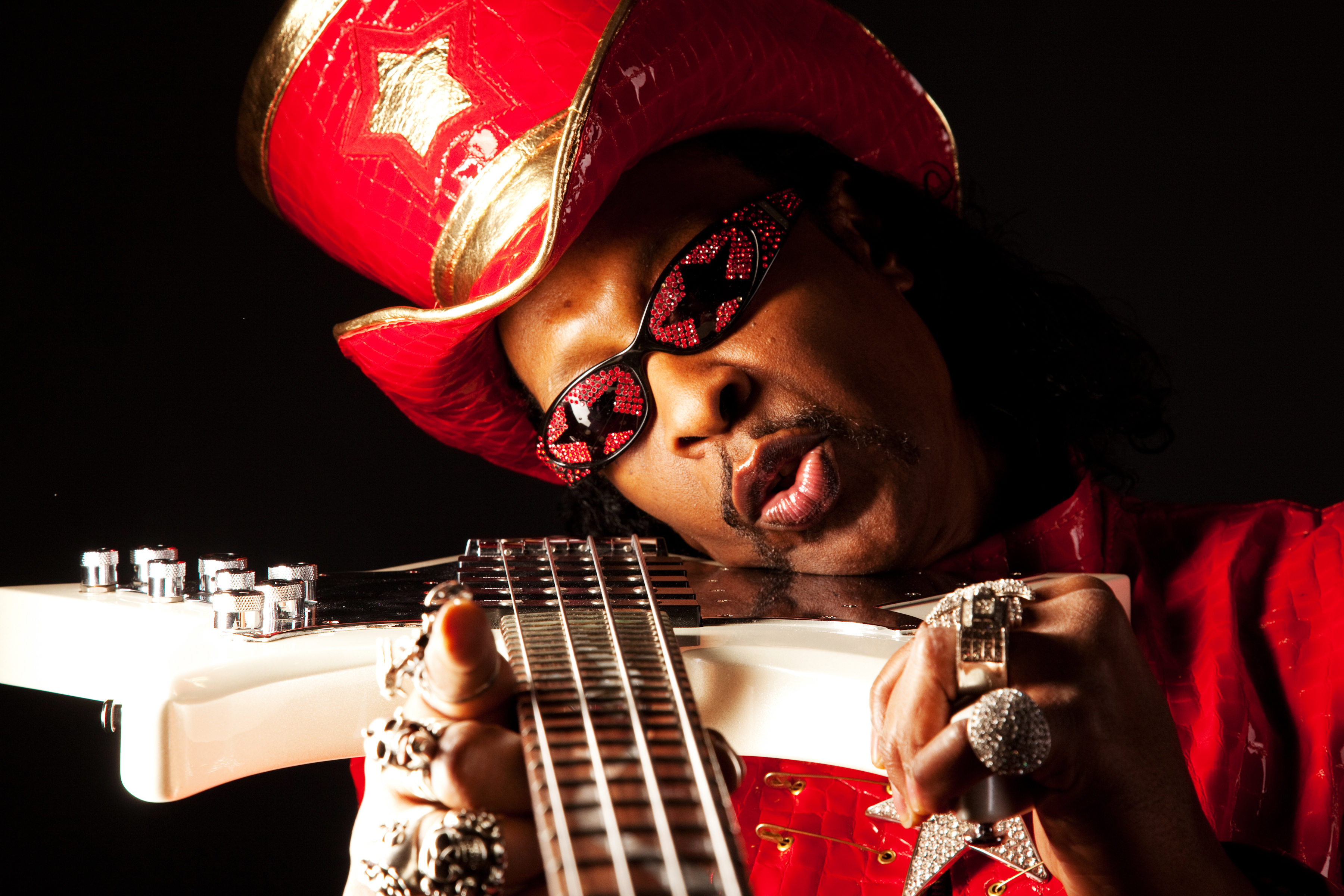 Bootsy Collins on James Brown, George Clinton and Drugs