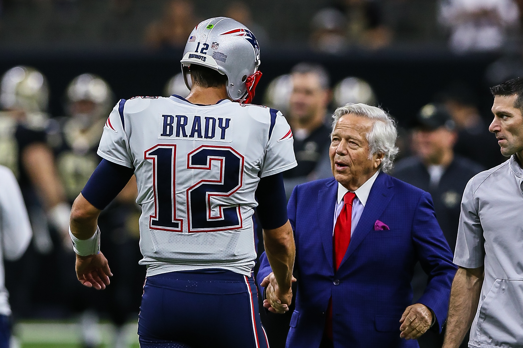 New England Patriots Tom Brady I Am The Storm Rolling Stone