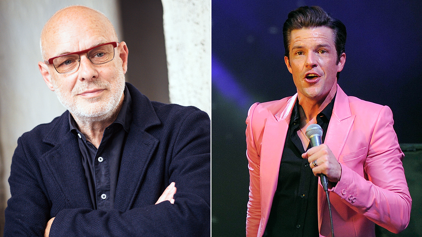 How PTSD, Brian Eno Influenced the Killers\' New Song – Rolling Stone