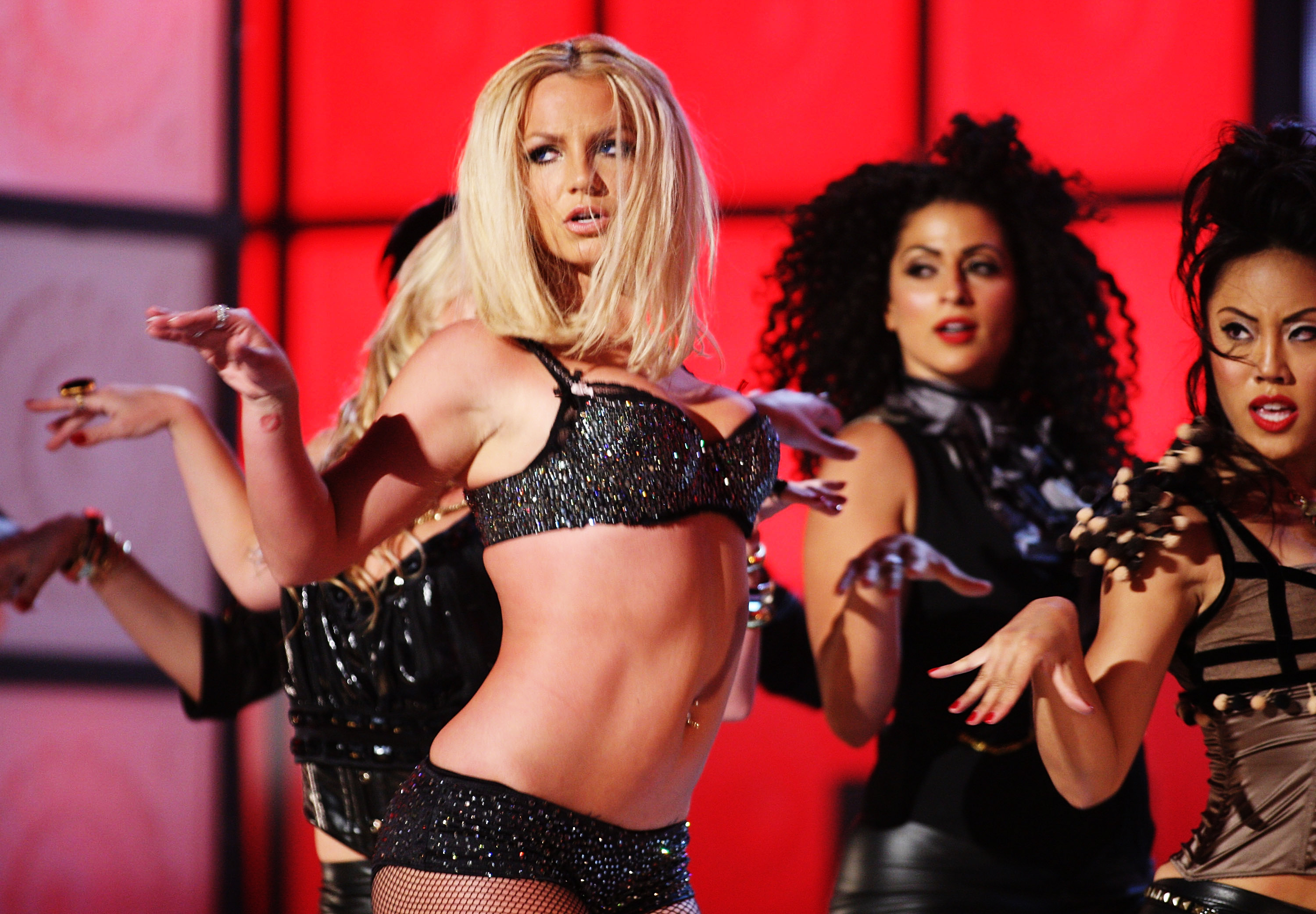 Image result for Britney Spears - Piece Of Me (behind the scenes)