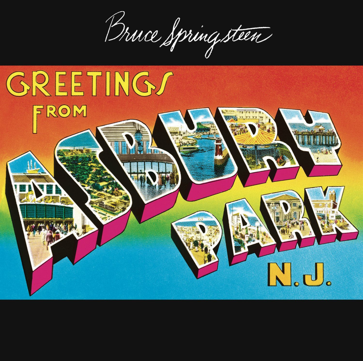 bruce springsteen greetings from asbury park