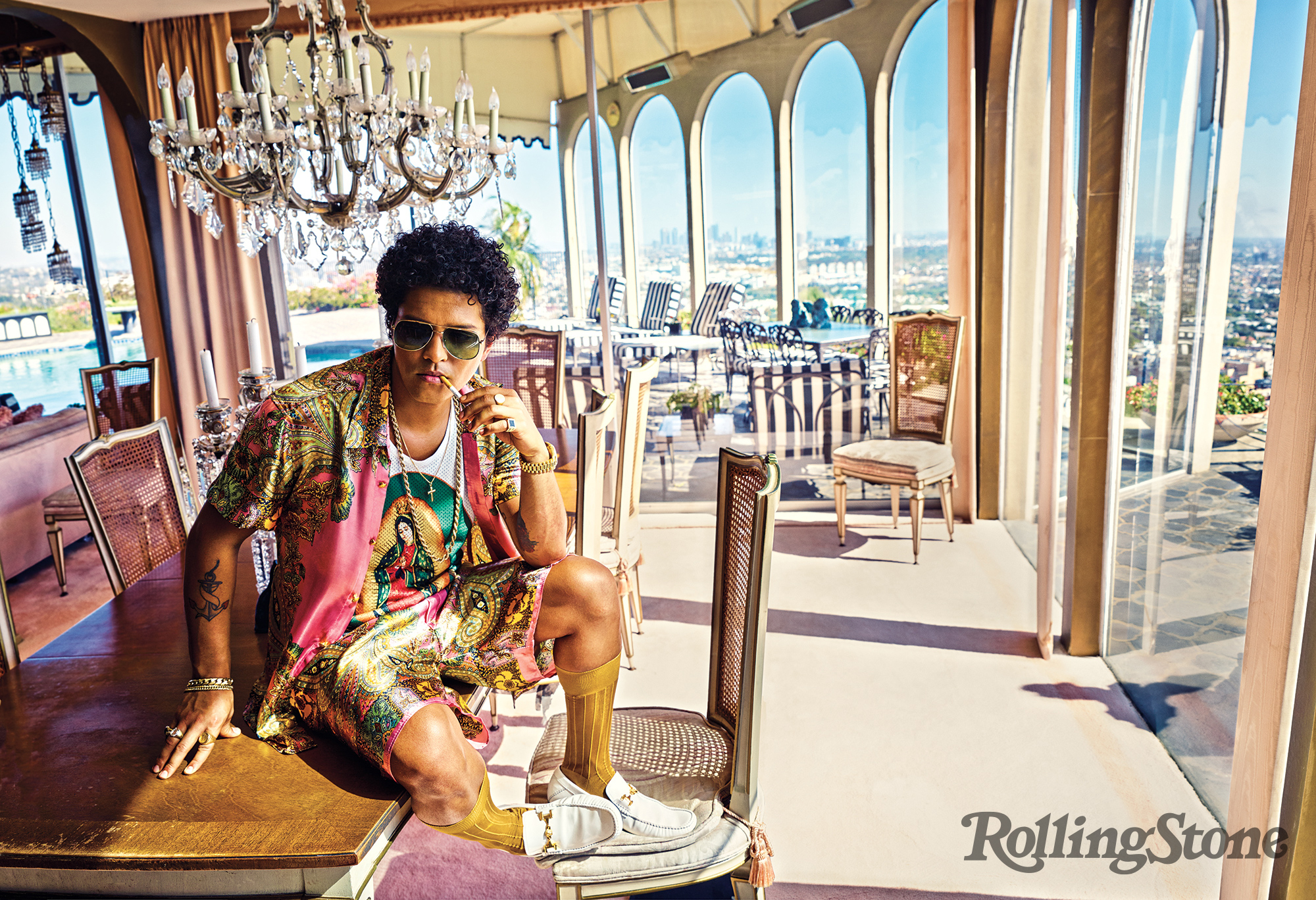 febd058ab32e Bruno Mars  The Private Anxiety of a Pop Perfectionist – Rolling Stone