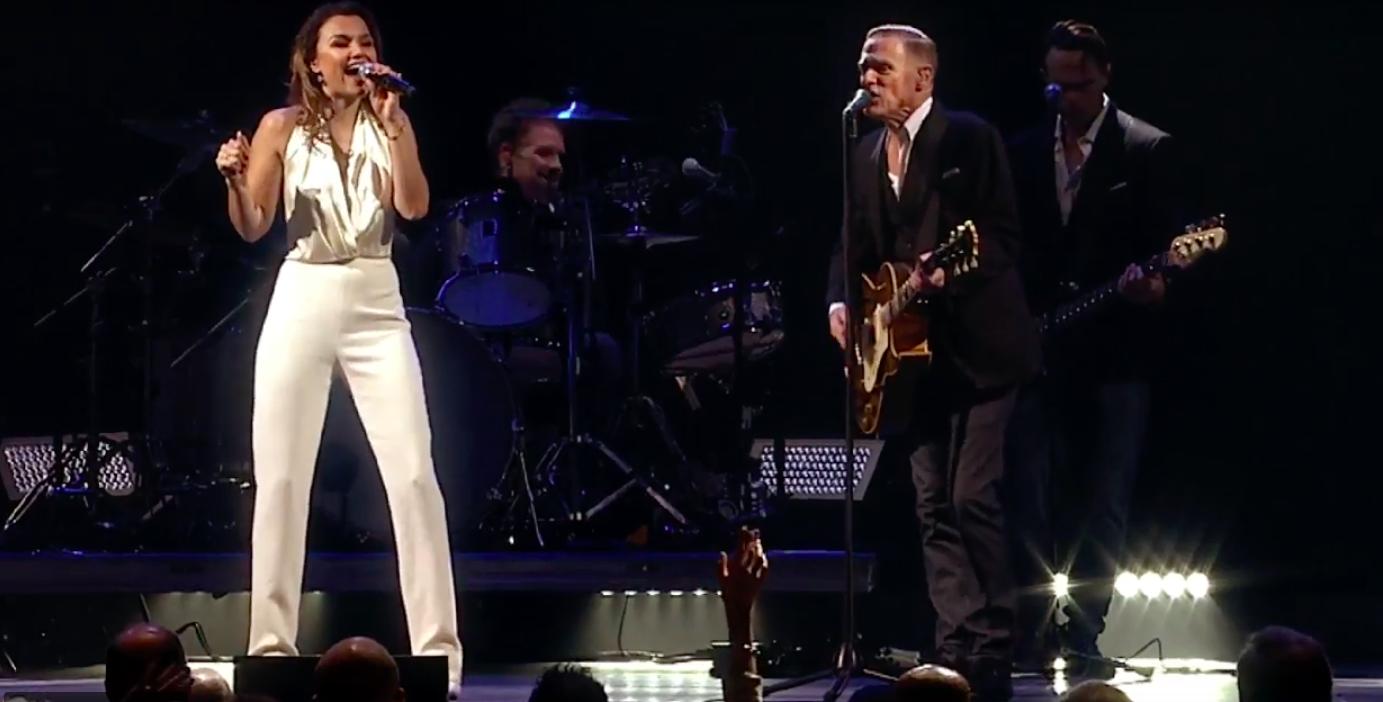 Bryan Adams' 'Pretty Woman' Musical: Samantha Barks Sings