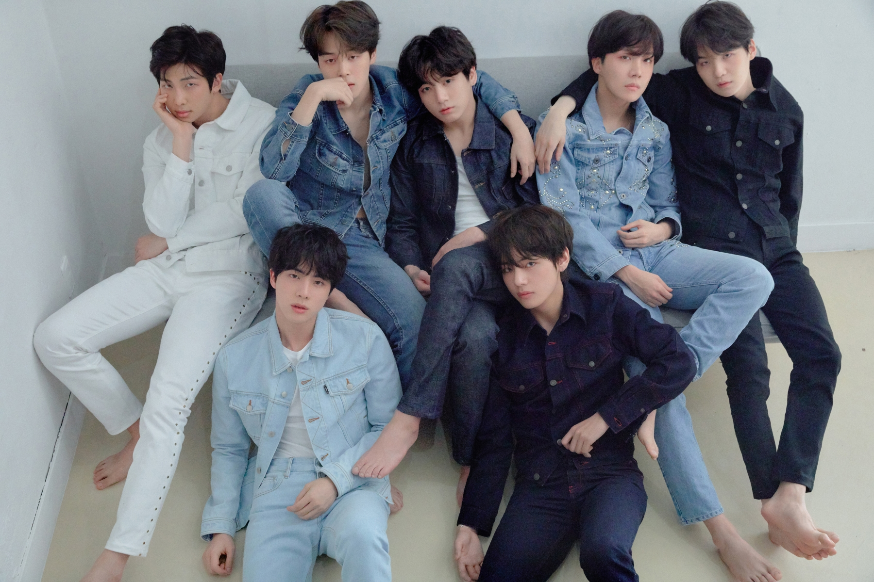 How Bts Are Breaking K Pop S Biggest Taboos Rolling Stone