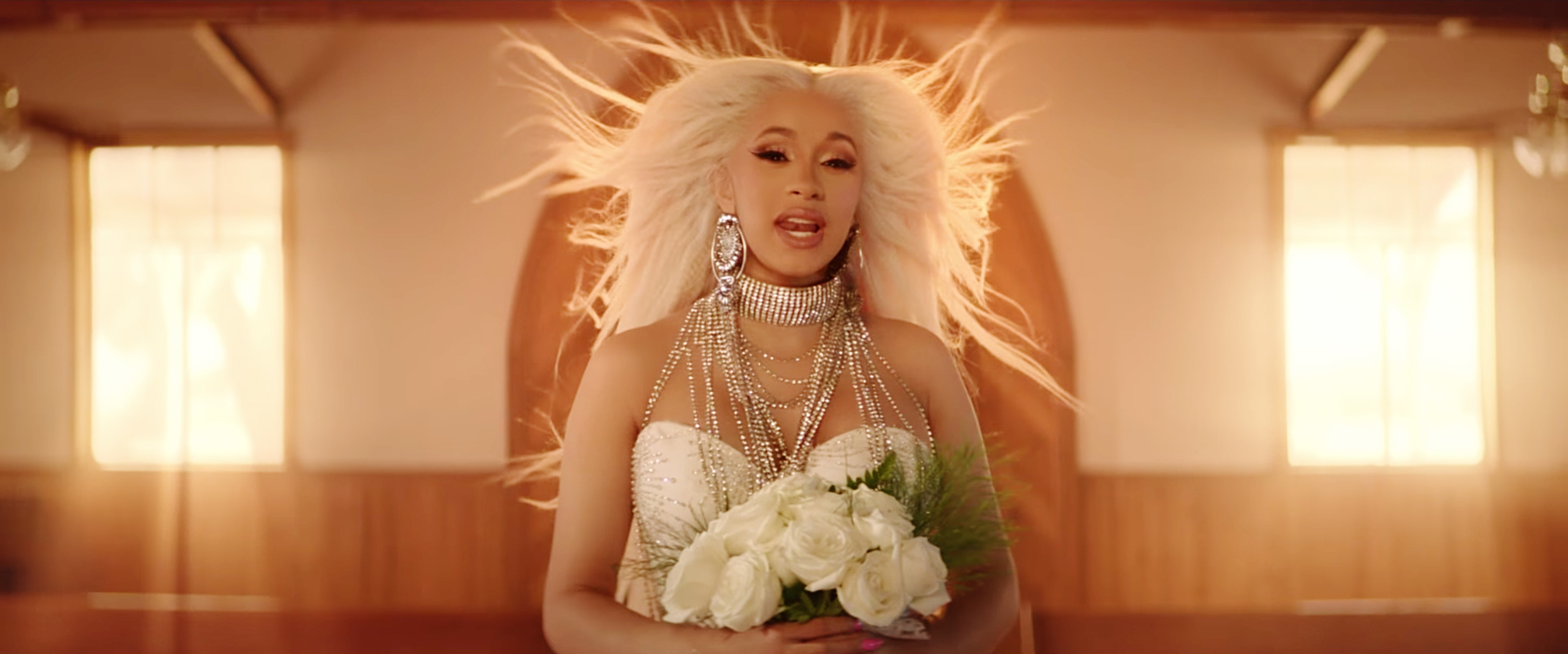 Cardi B Actually Heartbroken Despite Putting On Brave: Cardi B Is A Heartbroken Bride In New Video For 'Be