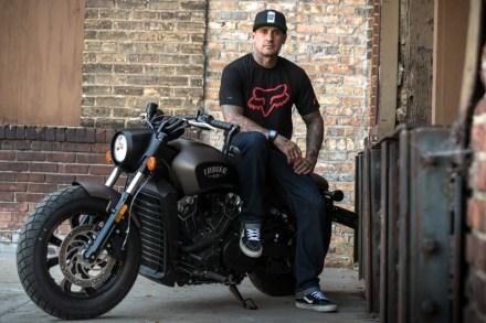 Carey Hart: American Moto Icon Turned Hooligan – Rolling Stone