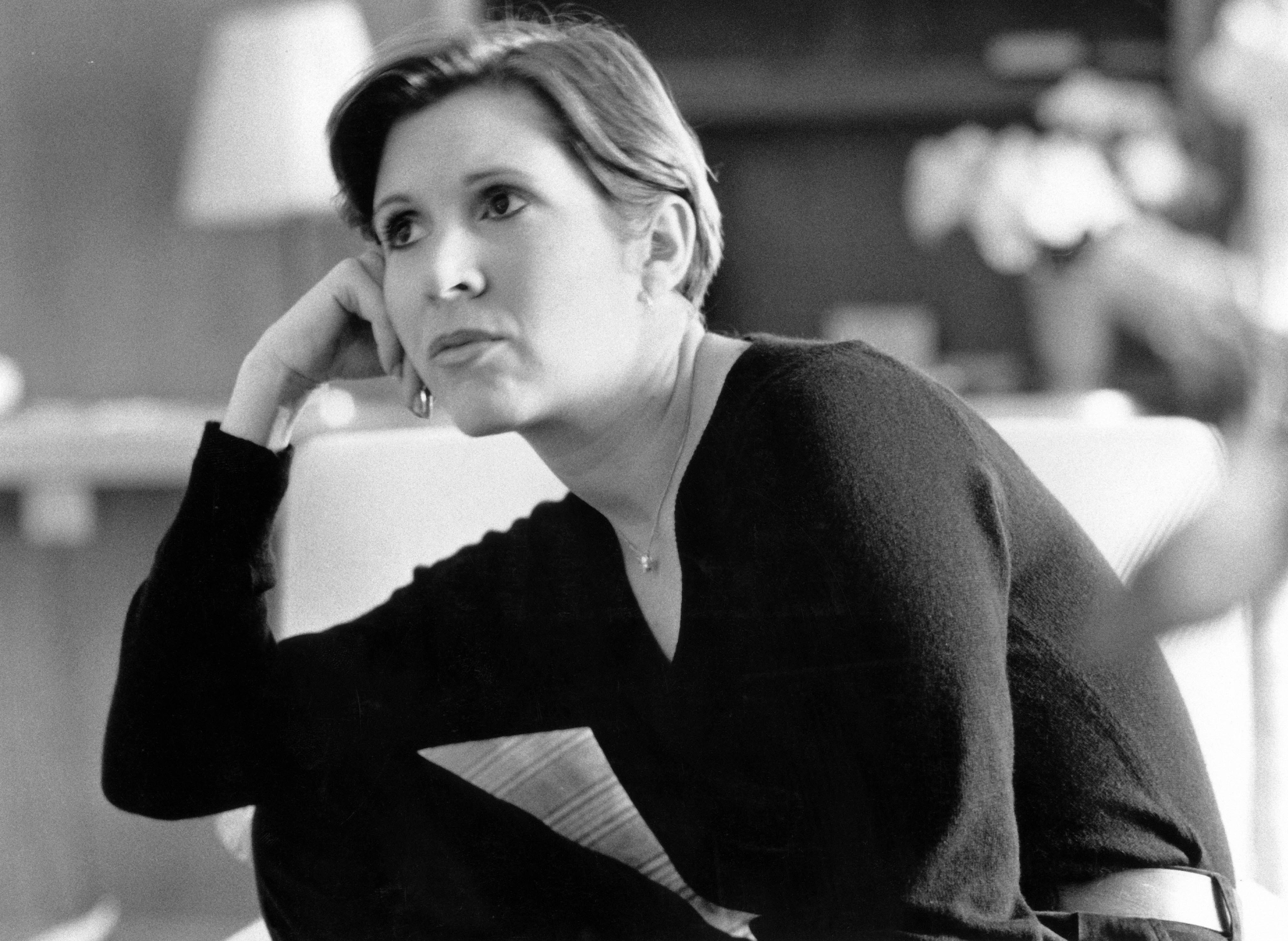 Tao Of Carrie Fisher Great Quotes From Actress And Author Rolling
