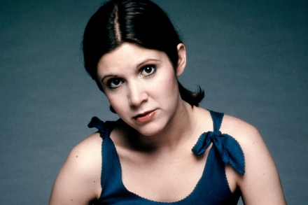 nouveau concept ba949 beee8 Peter Travers on Carrie Fisher: From Princess to Perfect Wit ...