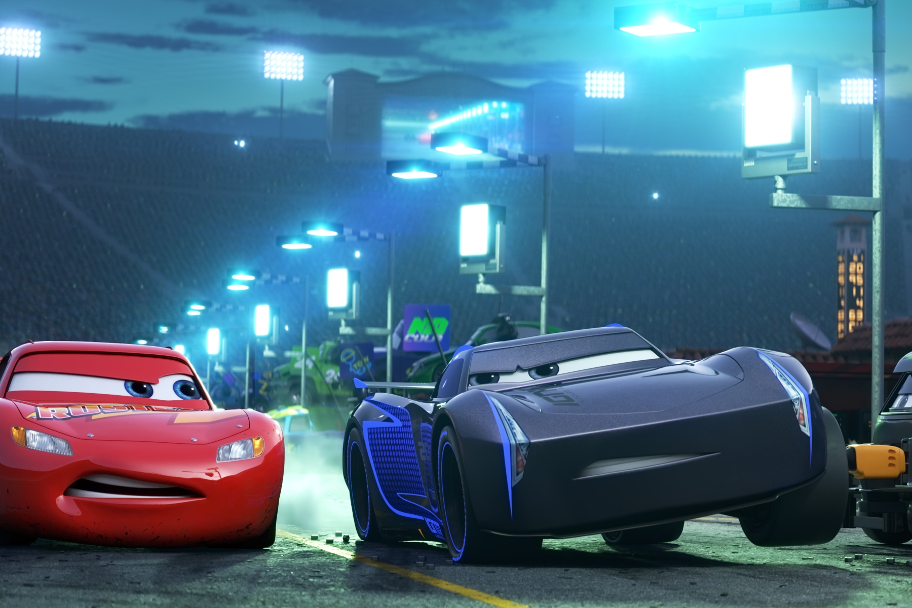 Cars 3 Finally A Cars Movie Worthy Of The Pixar Name