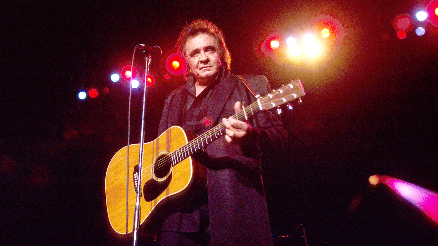 Johnny Cash\'s \'Unchained\' at 20: Inside Cash\'s Master Work – Rolling ...
