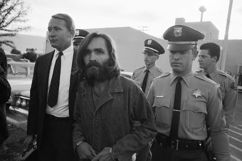 Charles Manson 1970 Cover