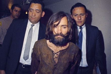 Charles Manson Dead at 83 – Rolling Stone