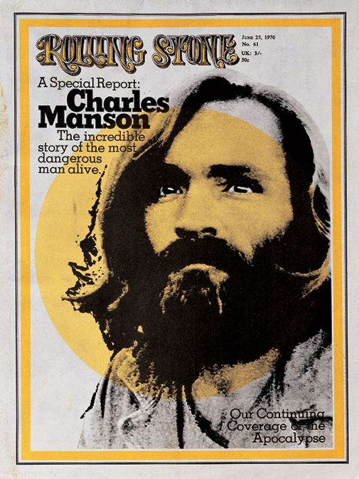 Rolling Stone At 50 Inside Patty Hearst Manson Scoops Rolling Stone
