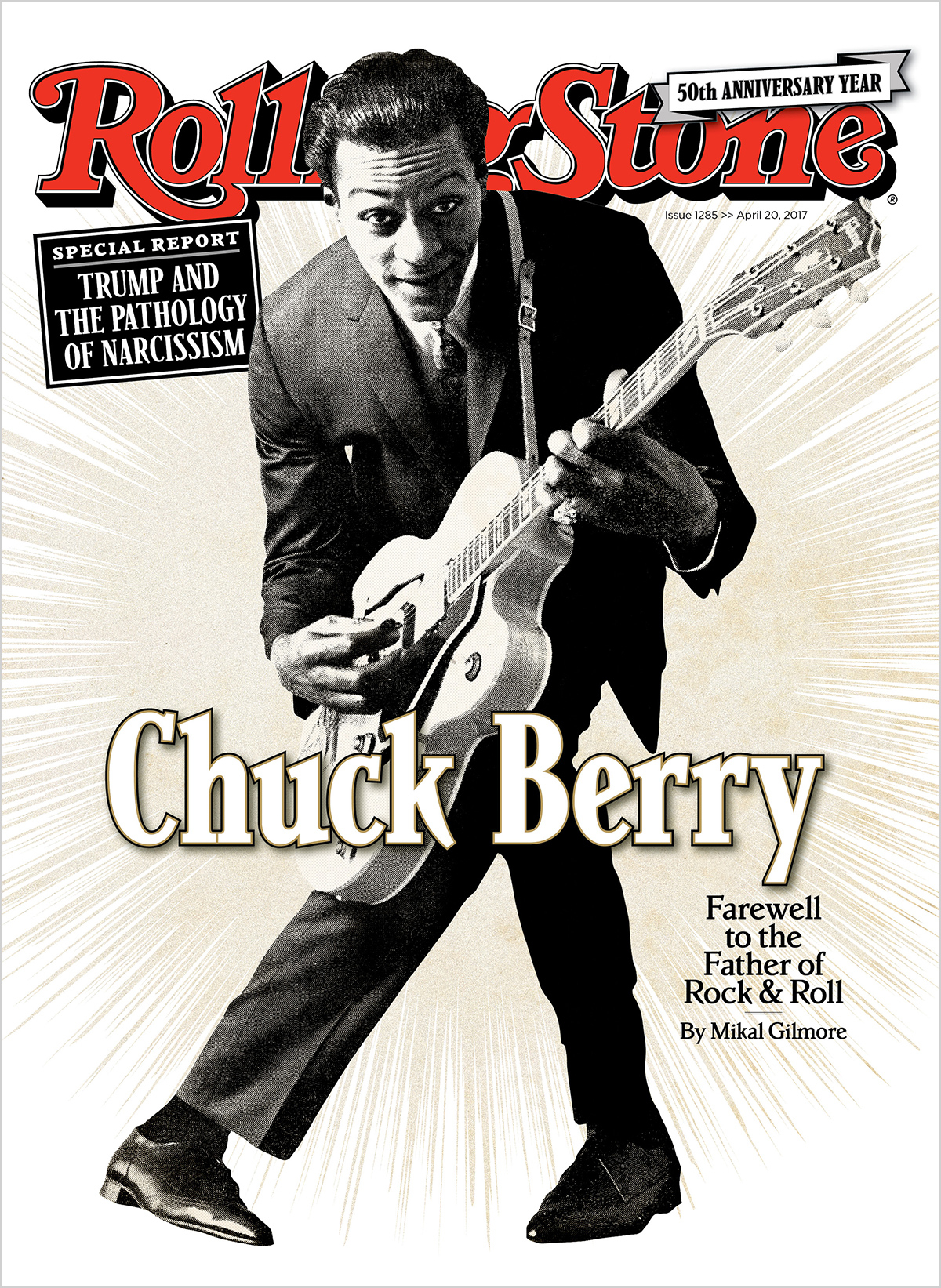 Chuck Berry: Inside Father of Rock's Triumphs, Scandals – Rolling Stone