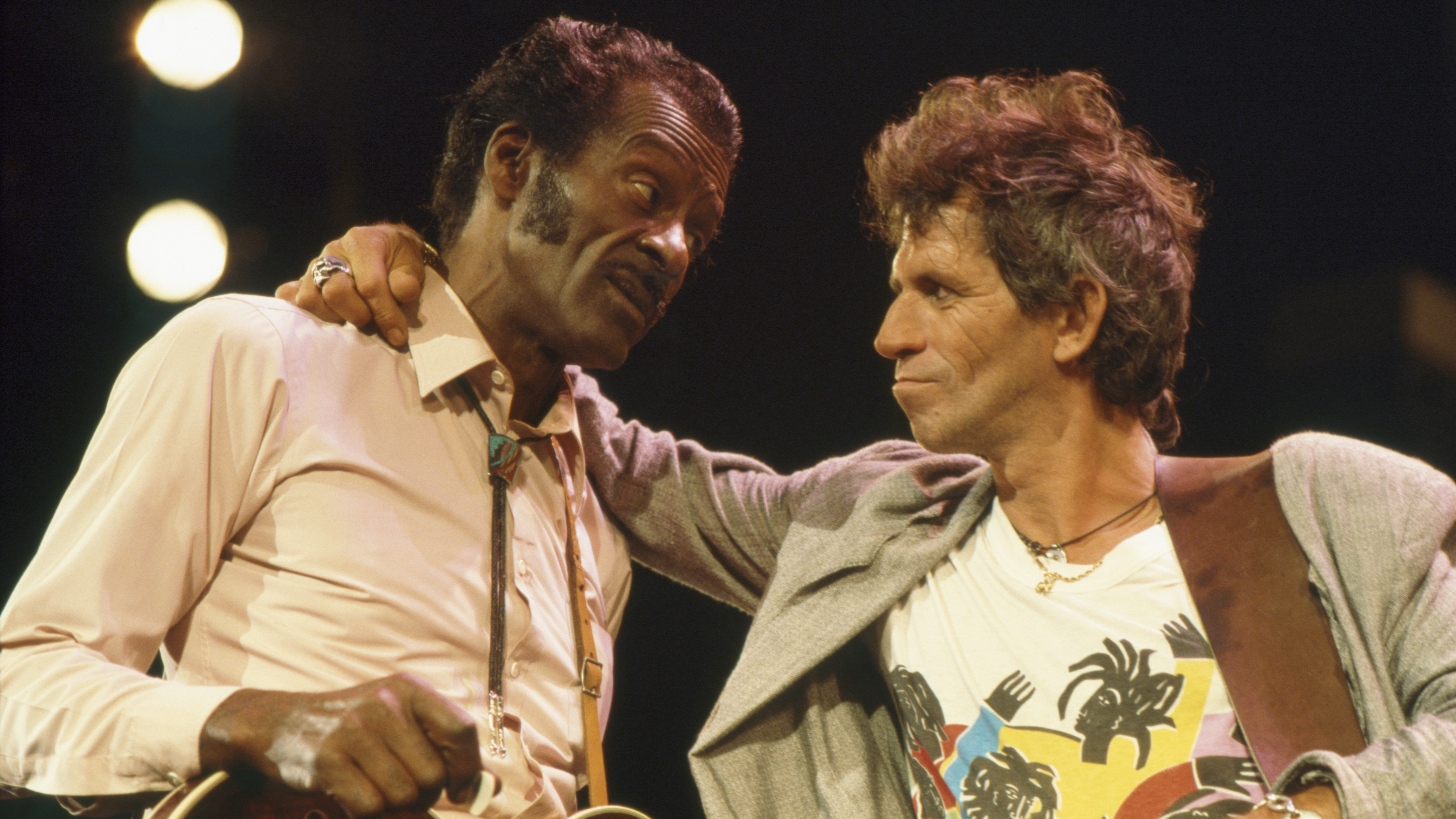 Image result for the rolling stones with chuck berry images