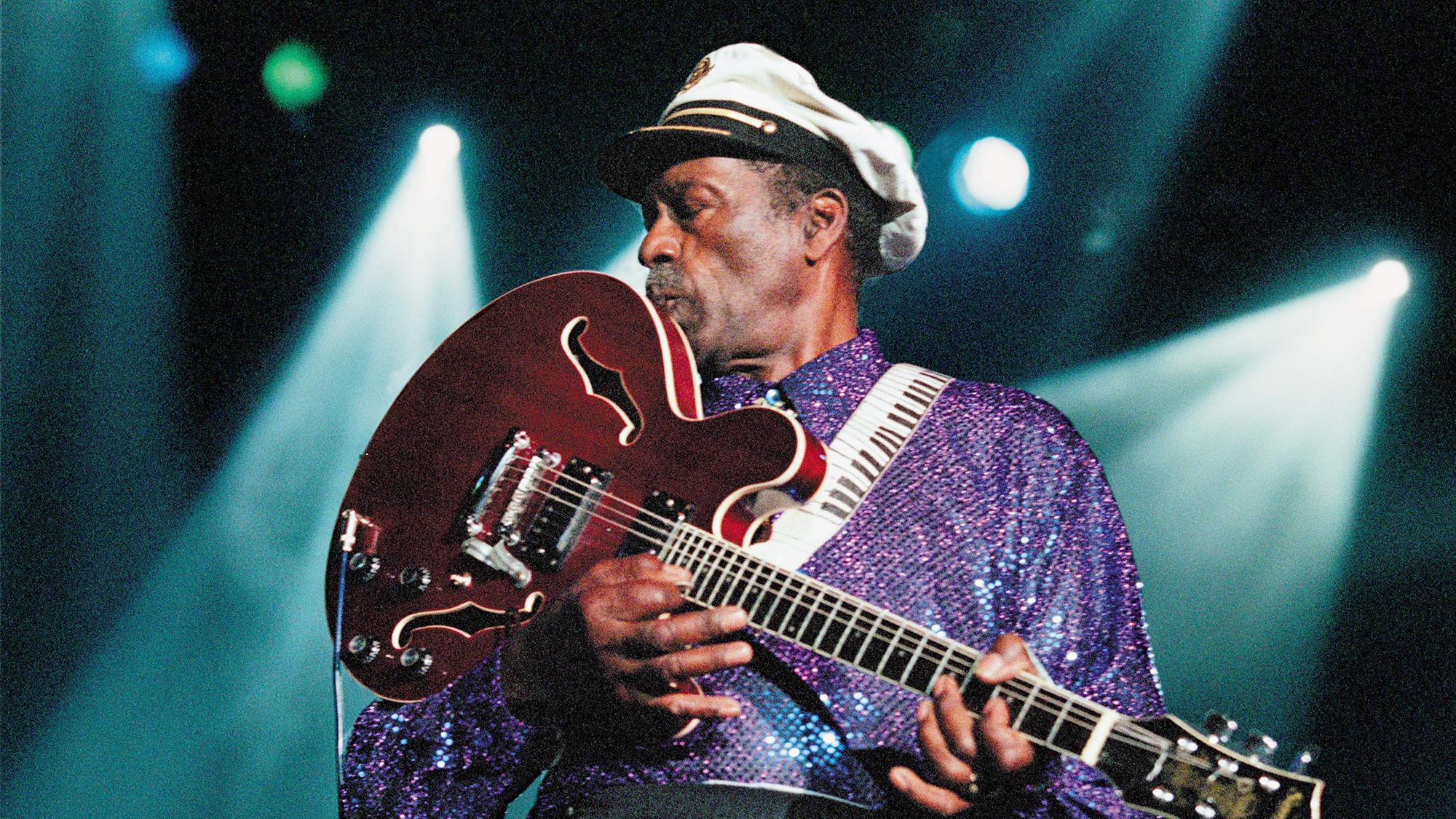 Chuck Berry Neil Strauss Interviews Rock Roll Legend Rolling Stone