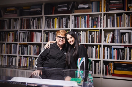 Kacey Musgraves, Elton John Talk Harry Styles, Country Music