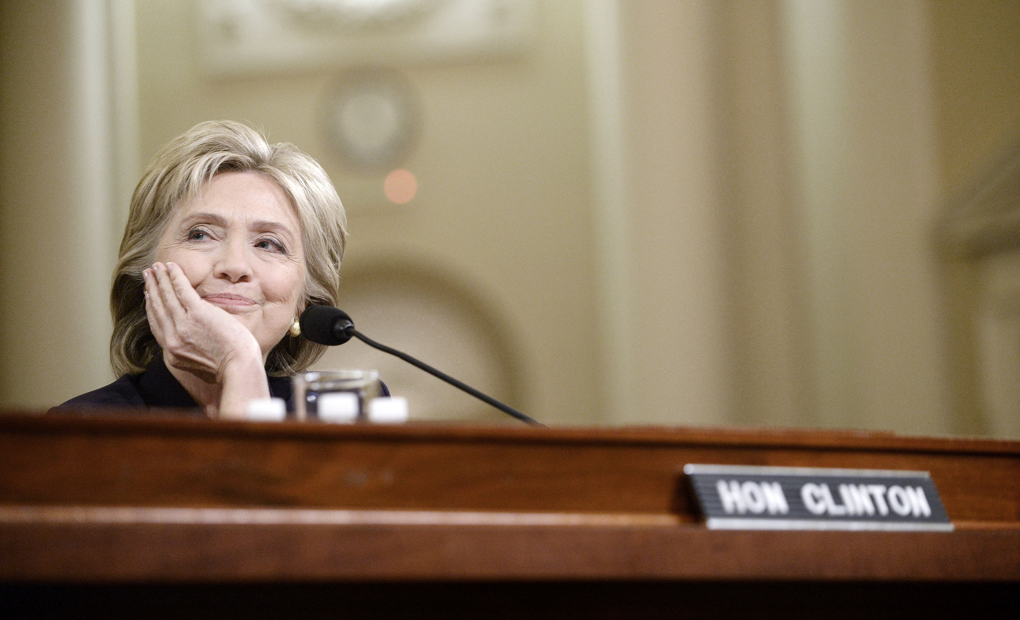 Image result for hillary clinton no intent