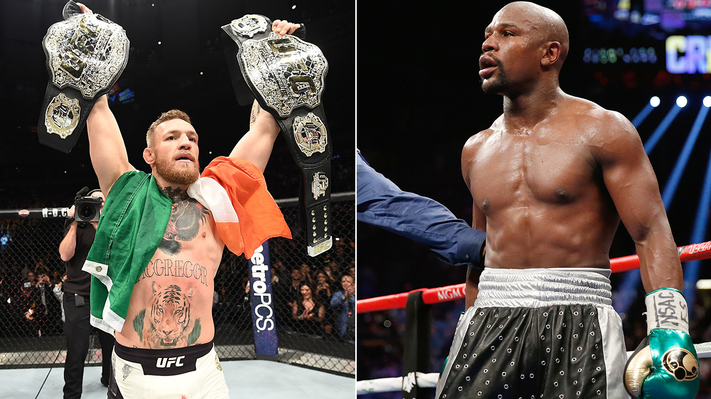 Why Conor McGregor, Floyd Mayweather Fight Could Happen