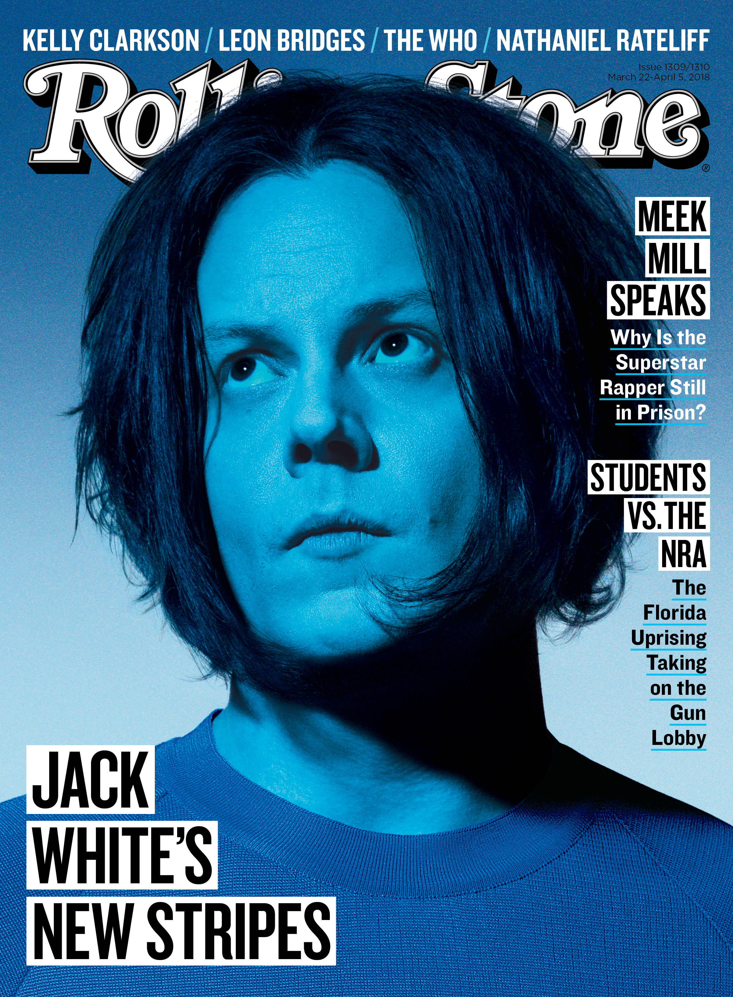Jack White Cover Story: New Solo Album, Why White Stripes Won't