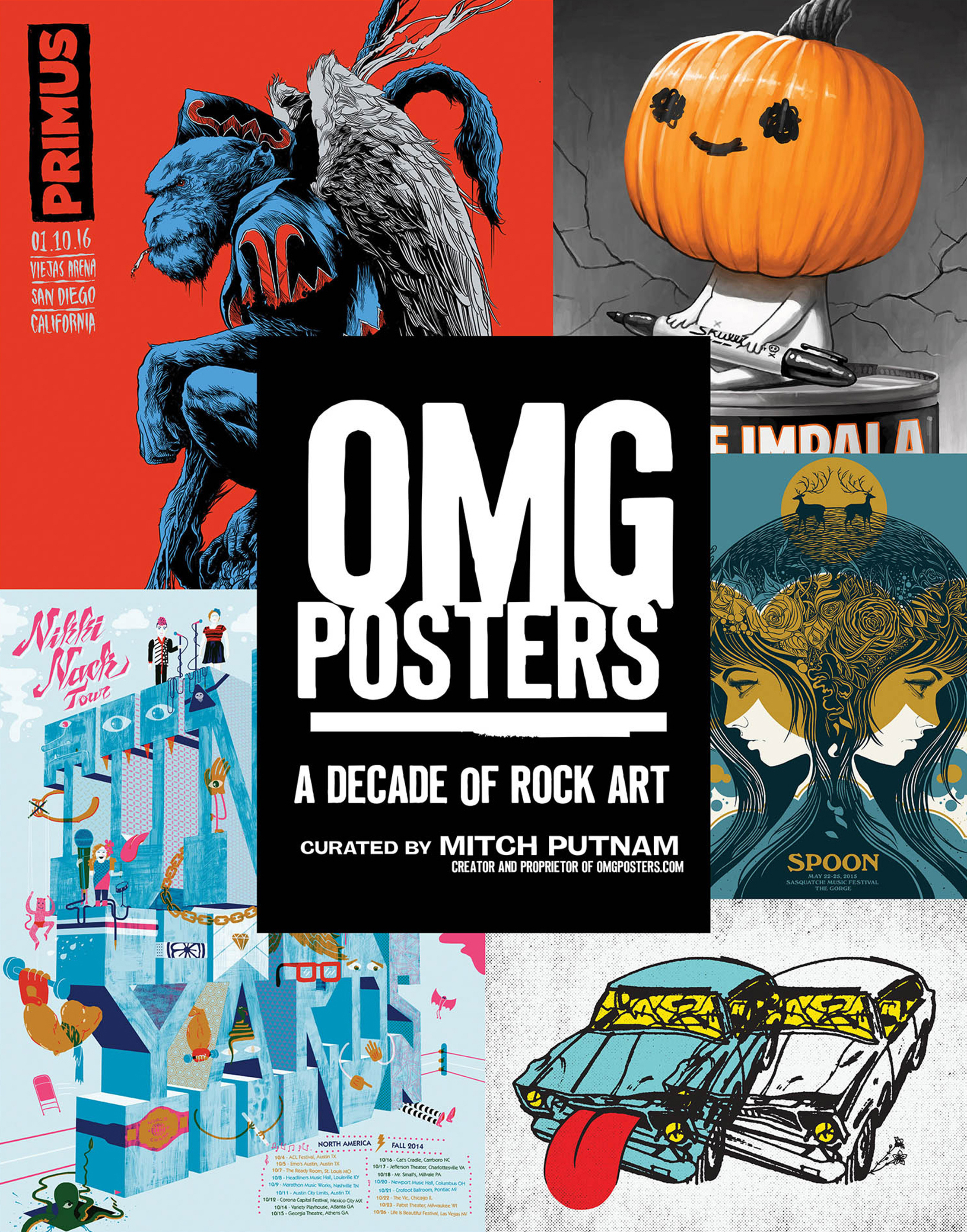 Omg Posters Decade Of Limited Edition Concert Art Rolling Stone