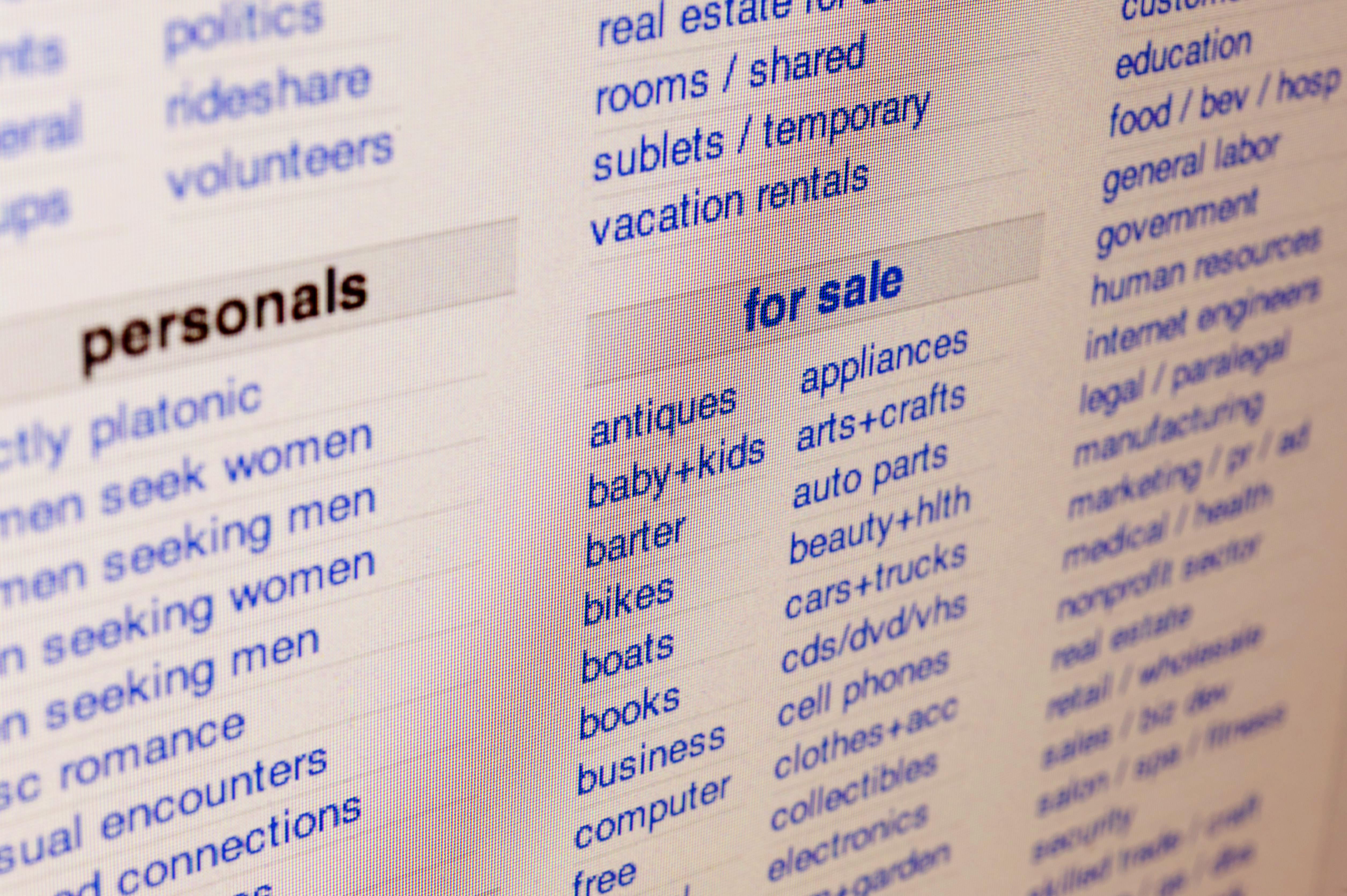 Craigslist erotic services los angeles review