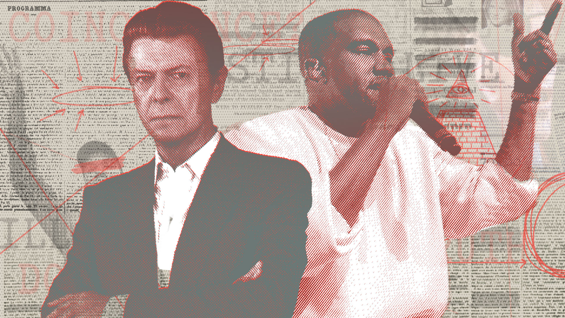 e591d429a Kanye West and David Bowie: Music's Most WTF Conspiracy Theories, Explained