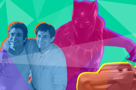 Culture Index: 'Oh, Hello' on Netflix, 'Black Panther' – Rolling Stone