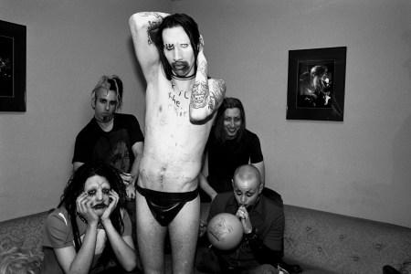 Marilyn Manson Founding Guitarist Daisy Berkowitz Dead at 49