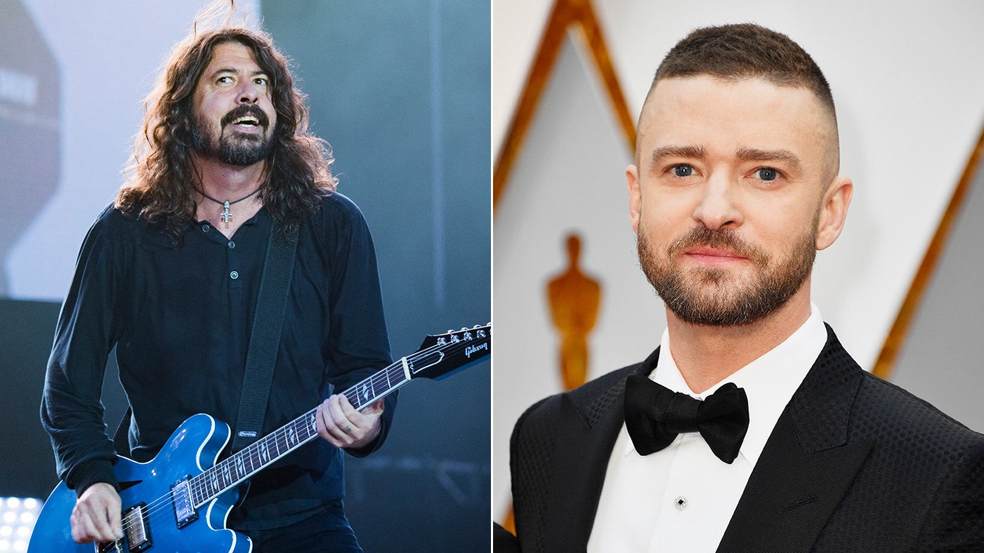 dave grohl reveals mystery foo fighters collaborator rolling stone
