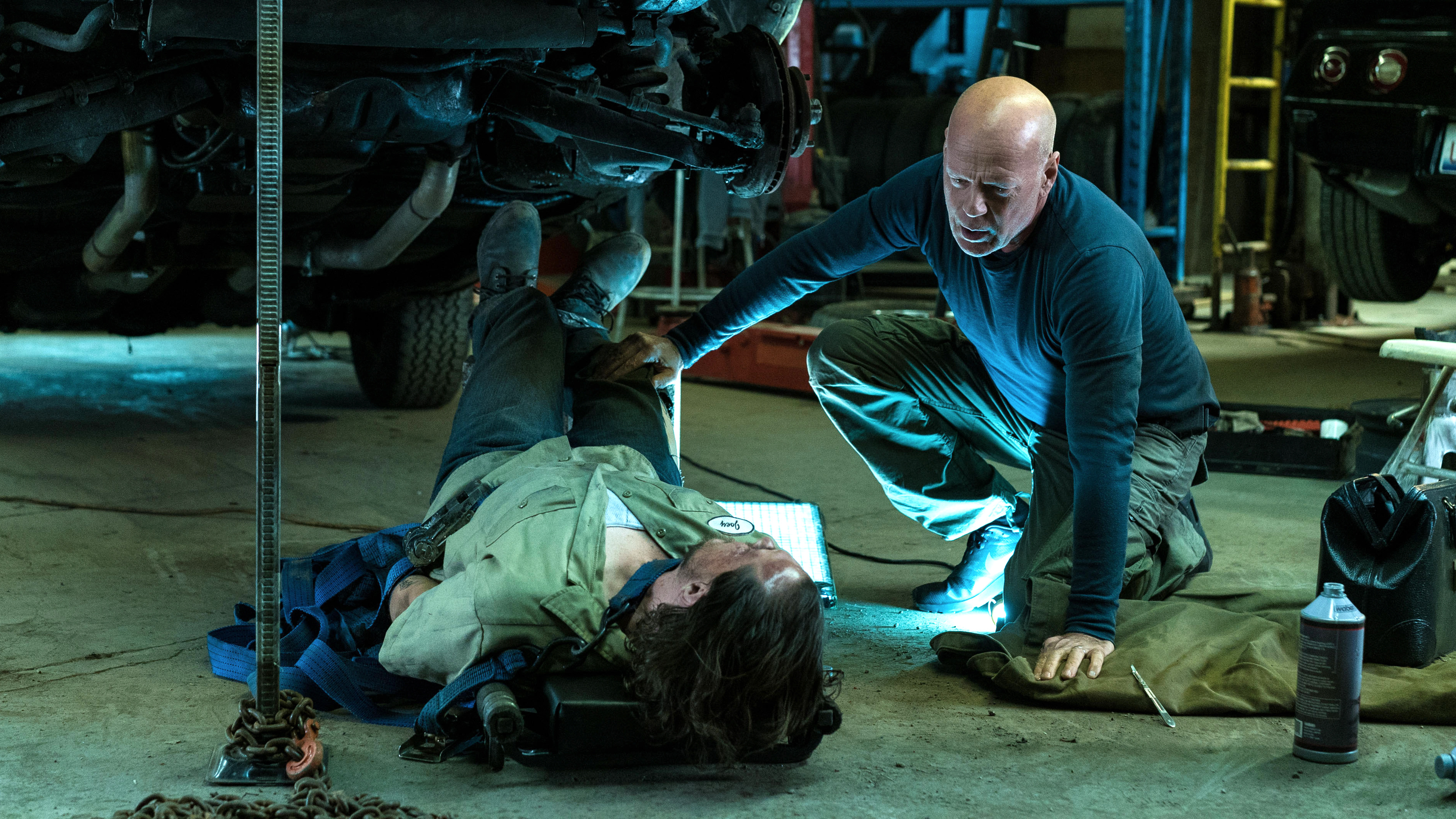 Death Wish' Review: Bruce Willis Dishes Out Torture-Porn Revenge