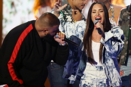 Demi Lovato Plots 2018 Tour With DJ Khaled – Rolling Stone