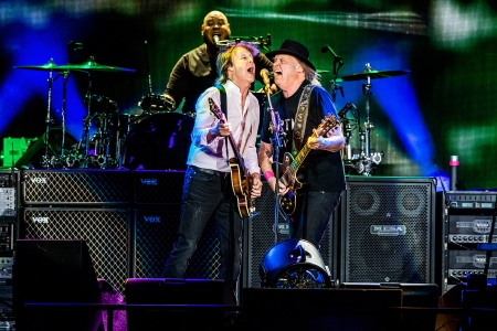 Mccartney Neil Young Deliver Powerful Sets At Desert Trip