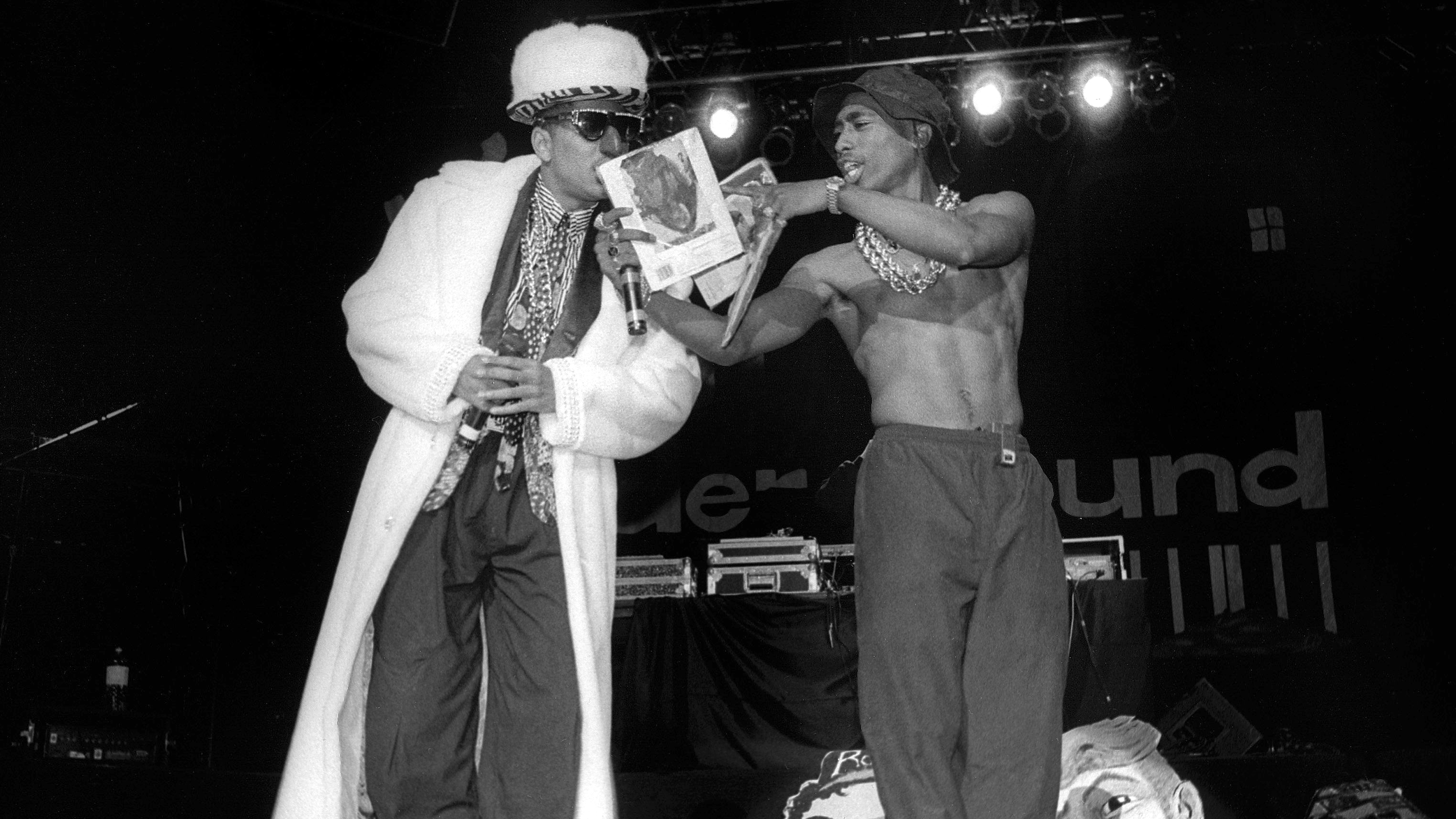 The Oral History of 2Pac's Digital Underground Years