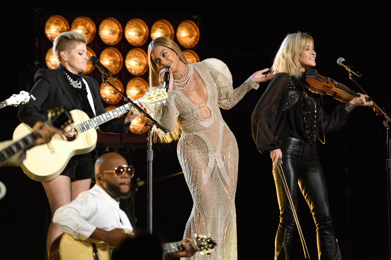 Dixie Chicks Beyonce