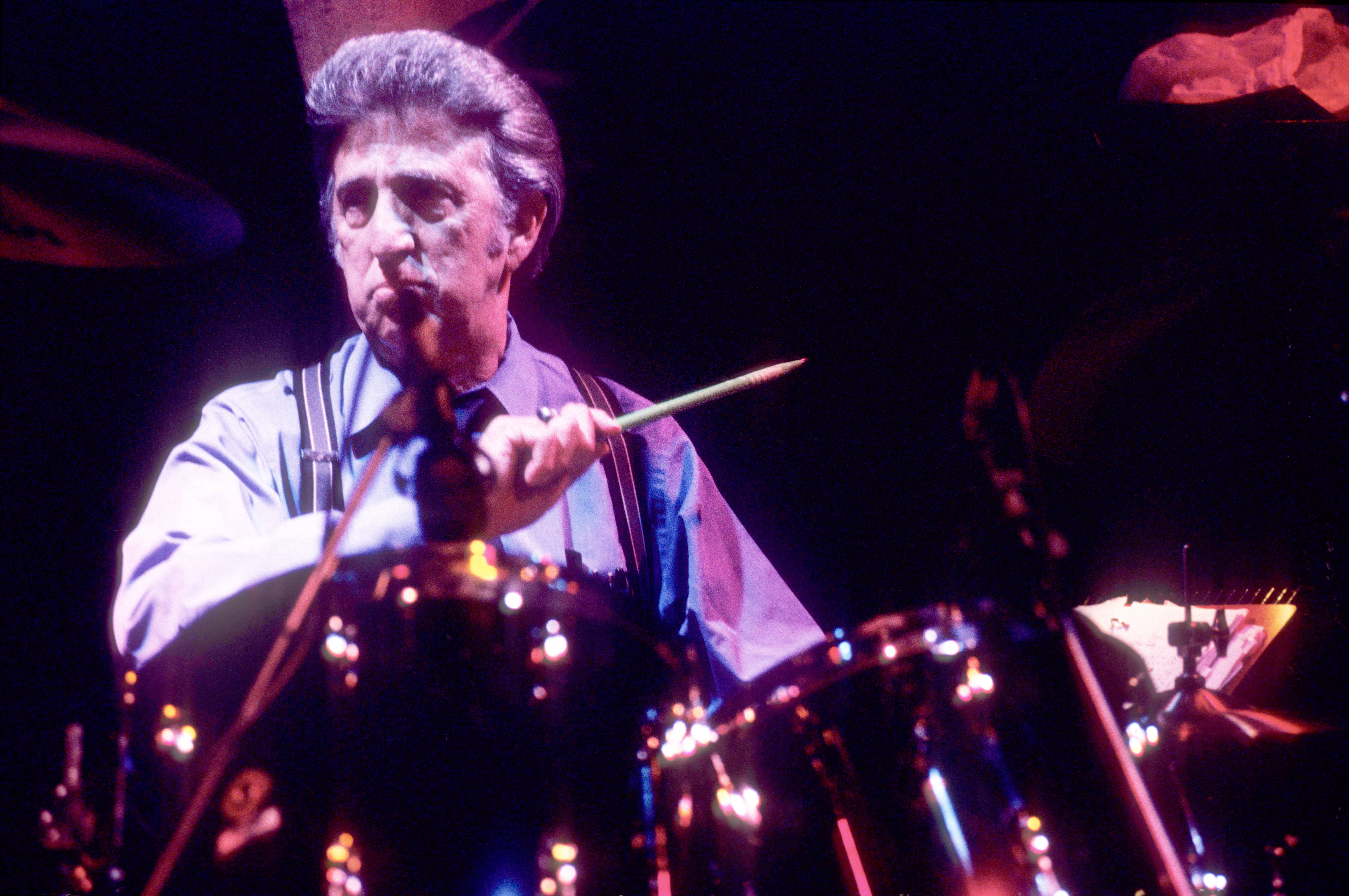 Elvis Presley Drummer Dj Fontana Dead At 87 Rolling Stone Dont Know If All Drum Switches Are The Same Maybe They