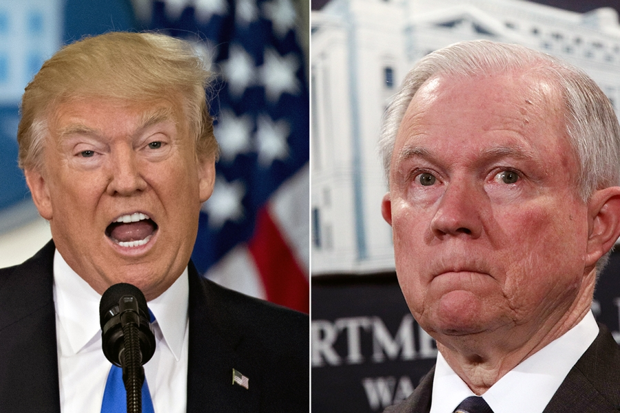 Jeff Sessions: Trump's Radical Attorney General – Rolling Stone