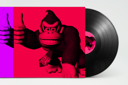 Donkey Kong Country' for Super Nintendo Soundtrack Remixes
