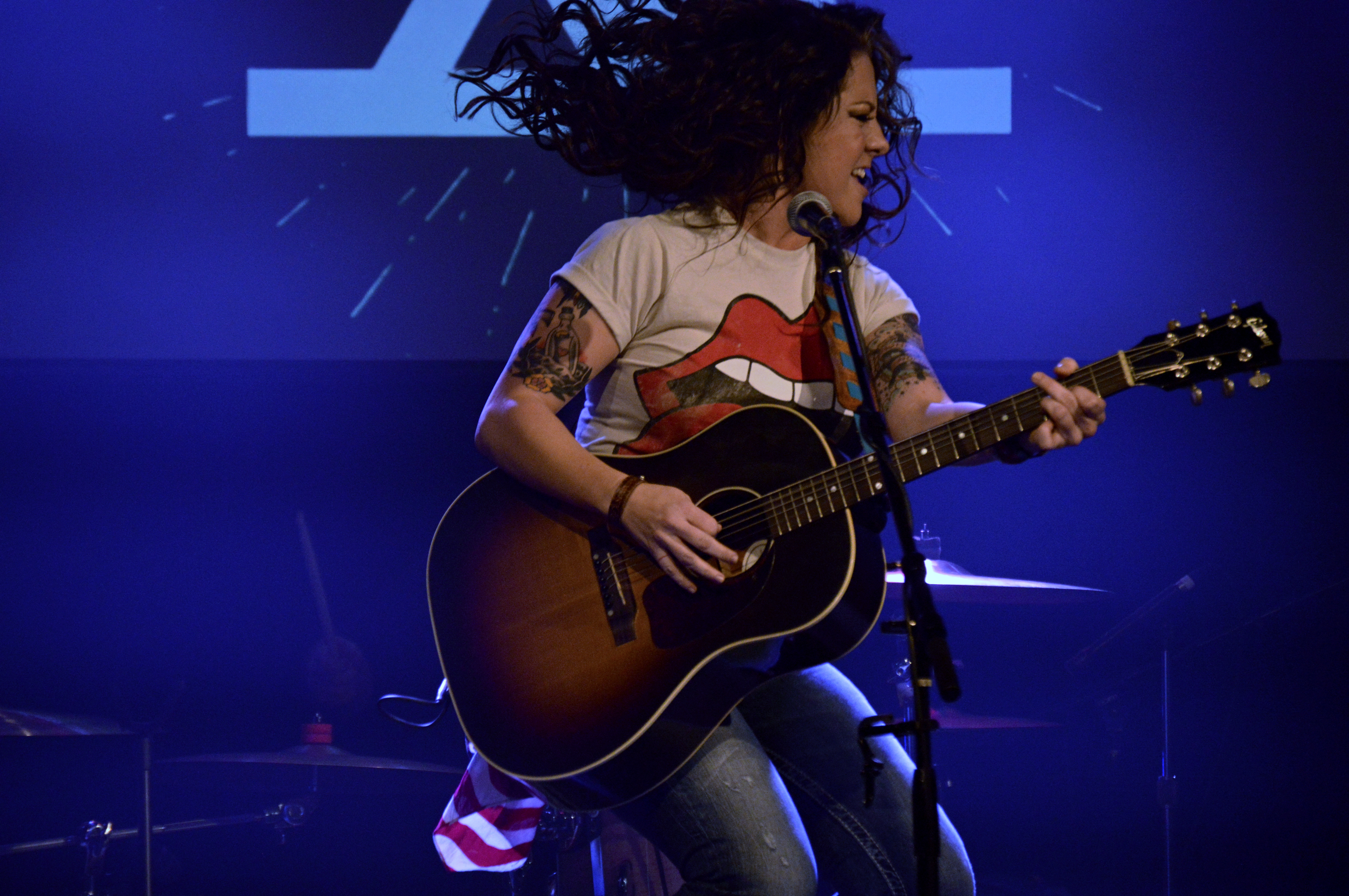 How Ashley McBryde Made a Fan of Eric Church – Rolling Stone